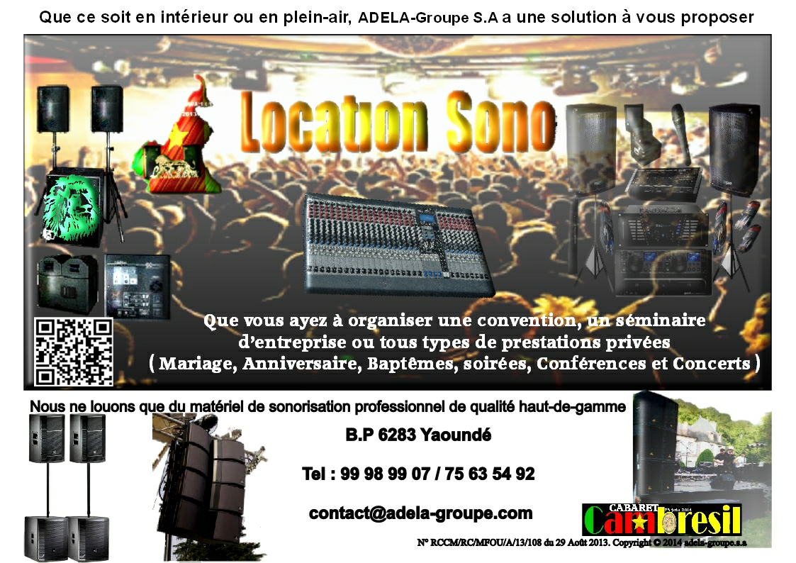 location sono 54